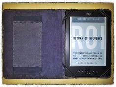 "Recién terminado el libro ""Return On Influence"" de Mark Schaefer en mi Amazon Kindle: buena lectura! / I have just finished Mark Schaefer's ""Return On Influence"" book en mi Amazon Kindle: great reading!"