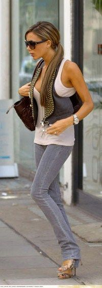 Love everything about her style!!