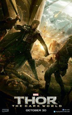 Twitter / MarvelUK: New UK #ThorDarkWorld character poster ZacharyLevi as Asgard's finest swordsman Fandral