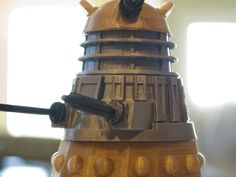 Allons-Y! Doctor Who for 3DPrinting
