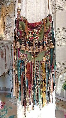 Handmade Ibiza Festival Fringe Cross Body Bag Hippie Boho Gypsy Purse tmyers   Clothing, Shoes & Accessories, Women's Handbags & Bags, Handbags & Purses   eBay!