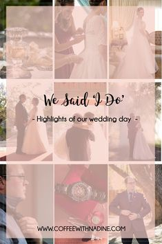 Hattingh Wedding, the best day of our life! best moment ever when we said I Do