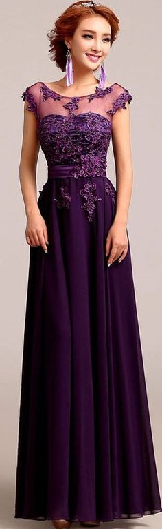Eyekepper Lace Floral Sleeveless Formal Party Long Evening Gowns | Amazon.com