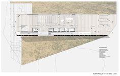 Galería de Primer Lugar en el Concurso de Anteproyectos Edificio C.P.A.I.A. sede Calafate - 8
