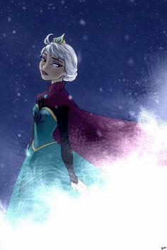Snow Queen by Haruki Godo (godohelp).