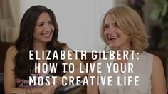 Listen in as Elizabeth Gilbert and me (Marie Forleo) talk perfectionism, why you shouldn't strive to be fearless, and unpack the keys to living your most cre...