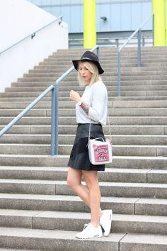 Outfit: Pimp my look mit Statementtaschen - Lavie Deboite