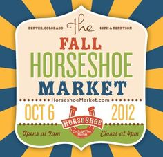 Fall Horseshoe Craft & Flea Market 2012