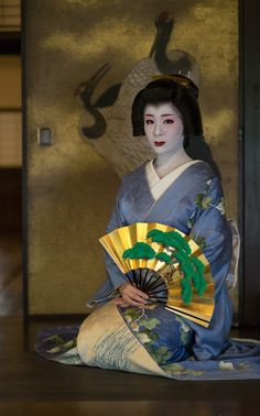 Miharu, Okatome Okiya, Gion Higashi