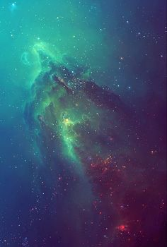 astronomy, outer space, space, universe, stars, nebulas/ stunning looks like its under water