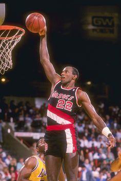 Clyde Drexler : All-time Portland Trail Blazers