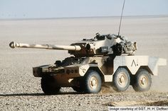 ERC 90 Wheeled Armoured Vehicles - Army Technology