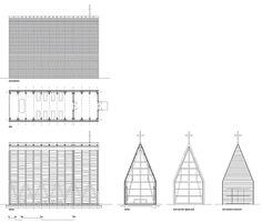 Chapel in Tarnow, Poland / Benton Architects