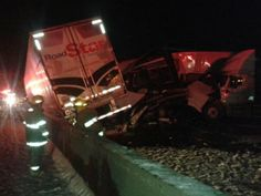 Only four people reportedly suffered non life-threatening injuries. More than 50 people were bused to a Ramada Inn in Trenton to spend the night Tangled, Ontario, Trucks, Vehicles, Rapunzel, Truck, Car, Vehicle, Tools