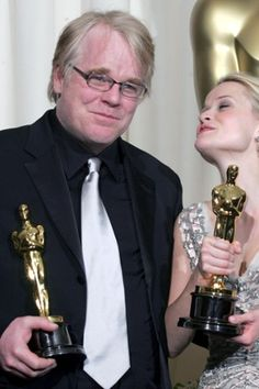 Philip Seymour Hoffman – and Reese Witherspoon  --a life in pictures | Film | theguardian.com
