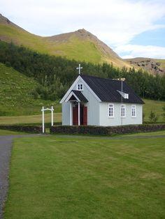 skogar iceland | Skogar Church in Iceland