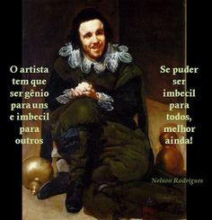 Meu Caro, Minha Cara...: Nelson Rodrigues