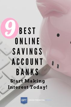 There are still plenty of online banks that offer excellent savings accounts. Don't let you money sit in a savings account that's going to be eaten by annual fees. You shouldn't have to pay to let you money sit in a savings account. In this article we wil Best Online Savings Account, Savings Account Interest, Online Bank Account, High Yield Savings Account, Savings Bank, Savings Accounts, Savings Challenge, Money Saving Challenge, Money Saving Tips