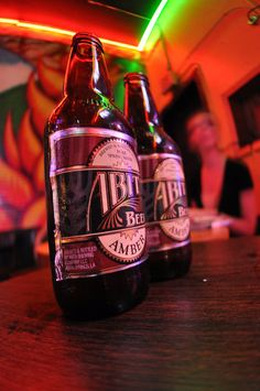 Abita Beer: You can find Abita Beer, brewed in nearby Abita Springs, LA, in just about every bar and restaurant in New Orleans (and there are a lot). The Amber is a classic choice, but the Turbo Dog and Purple Haze are also worth a sip. Source: Flickr User Laverrue