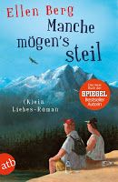 Book-addicted: [Rezension] Ellen Berg - Manche mögen's steil