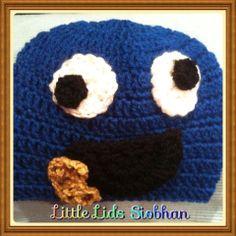 Cookie Monster Hat Monster Hat, Cookie Monster, Beanie, Hats, Hat, Beanies, Hipster Hat, Beret
