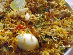 Tasty Appetite: Thalassery Biryani