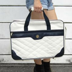 Vintage '80s Travel Bag, 57€, now featured on Fab.