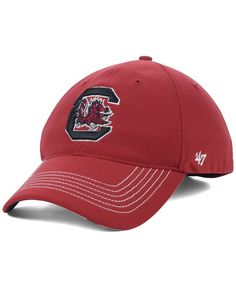 47 Brand South Carolina Gamecocks Ncaa Gametime Closer Cap South Carolina  Gamecocks a965486068f4