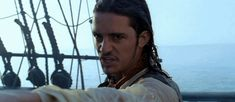 william pirates of the Caribbean | orlando bloom pirates of the caribbean will turner william turner ...