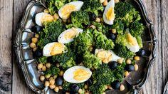 Vegan Food, Vegan Recipes, Broccoli, Salads, Vegetables, Veggie Food, Vegane Rezepte, Vegan Meals, Vegetable Recipes