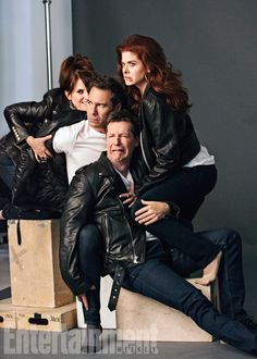 Megan Mullally, Eric McCormack, Sean Hayes, and Debra Messing Debra Messing, Will And Grace, Iconic Movies, Celebrity Houses, Celebs, Celebrities, Celebrity Gossip, Favorite Tv Shows, Actors & Actresses