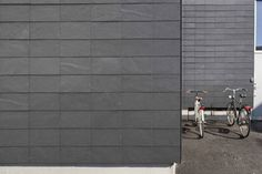 Rainscreen Cladding System CUPACLAD® 101 PARALLEL from Cupa Pizarras