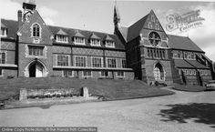 Cranleigh, School, The Chapel c.1965, from Francis Frith