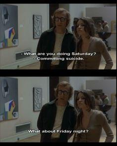 Play it again , Sam , Woody Allen 1972