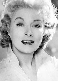 Greer Garson - Still as beautiful in her later years.