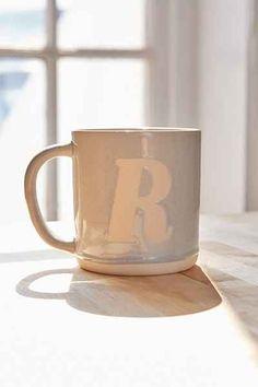 Magical Thinking Monogram Mug - Urban Outfitters