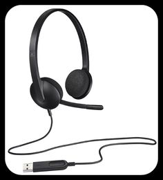 #LogitechH340 is the brand new headset launched for all users. We have shares its information and review through our experts.