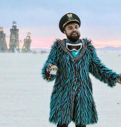 Gypsy Soul Burning Man Fur Coat gypsy woman jacket - Woman Jackets and Blazers Coats For Women, Jackets For Women, Burning Man Art, Gypsy Women, Burning Man Outfits, Shirtwaist Dress, Gypsy Soul, 1950s Fashion, Fur Coat