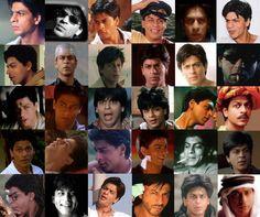 Shahrukh Khan....best Indian actor <3