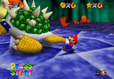 mario 64 - One of my all time favorite games