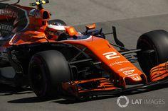 P16, Stoffel Vandoorne, McLaren MCL32