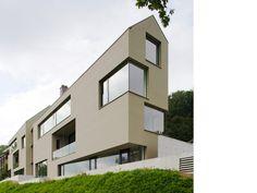 L3P Architekten ETH FH SIA AG / L3P Architekten ETH FH SIA AG / 6 Familienhaus Staldern Regensberg / Wohnungsbau
