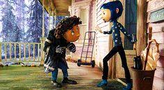 Coraline & Wybie