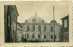 Wielka Synagoga - Społeczne Muzeum Żydów Białegostoku i regionu Planet Earth, Taj Mahal, Planets, Germany, Chart, Building, Travel, Life, Viajes