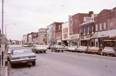 South side of E. Market St. dated 1960's - courtesy of Bob Robb