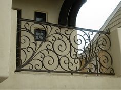 wrought iron balconies san diego ca.