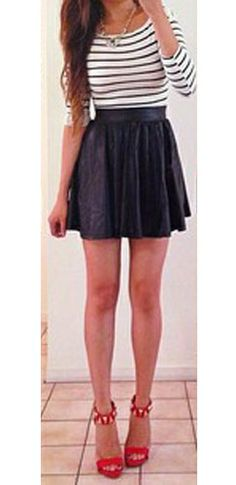 Blush & Black (BSBK) Quilted Fit And Flare Dress $39 You've got a ...