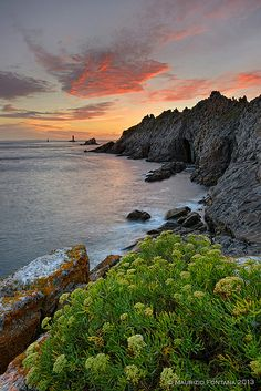 Point du Raz - Semaphore, Brittany, France
