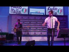 """Marco Mengoni Londra 4agosto2012 """"Questa Notte"""" Casa Italia"""