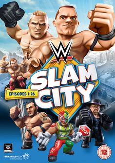 'WWE Slam City' DVD Review